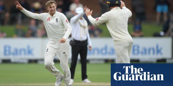 Joe Root takes four to spin England closer to South Africa Test victory