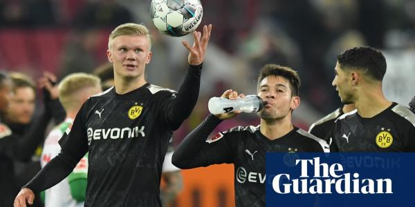 Erling Braut Haaland gatecrashes again to haul Dortmund out of mire | Andy Brassell