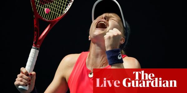 Australian Open 2020: Kyrgios, Halep and Dart go through – live!