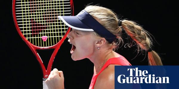 Harriet Dart to use Simona Halep match as yardstick of development