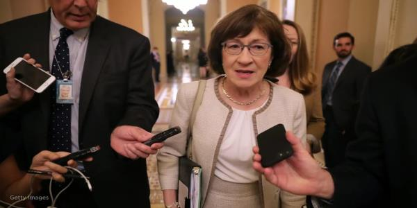 Collins sent note before chief justices admonishment