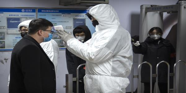 Whats new in the China virus outbreak