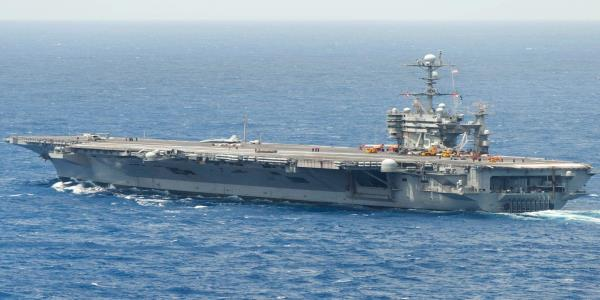 In a War, Iran Could Go After a U.S. Navy Aircraft Carrier and Win