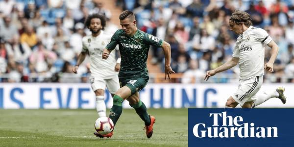 Tottenham agree £55m fee with Real Betis for Giovani Lo Celso
