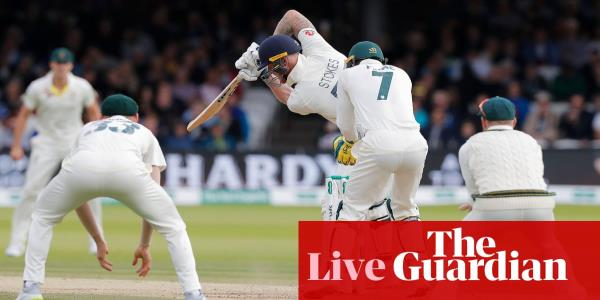 Ashes 2019: England v Australia second Test, day five – live!