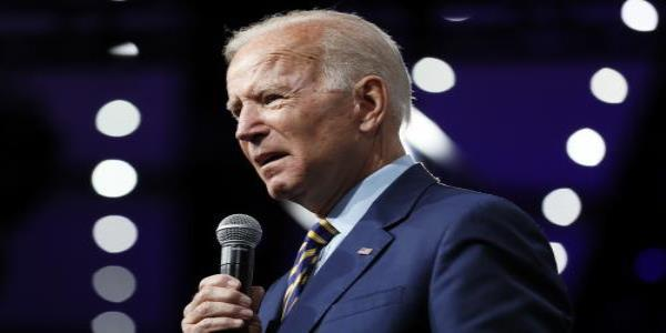 Joe Biden is a boring candidate. Thats why he is doing well