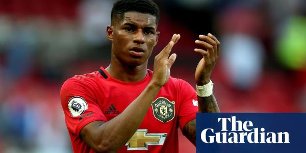Manchester Uniteds Marcus Rashford target of racist abuse on Twitter