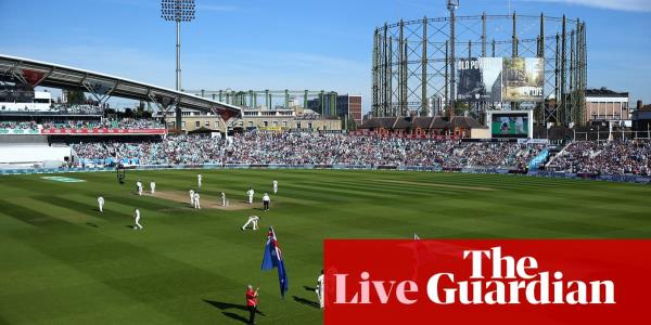 Ashes 2019: Australia chasing 399 to beat England, fifth Test day four – live!