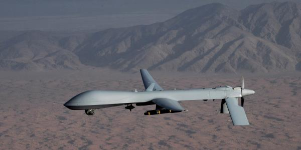 US drone strike kills 30 Afghan farmers