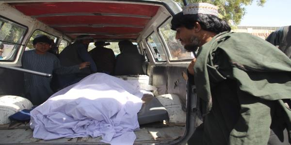 Afghan officials: 40 civilians killed in anti-Taliban raid