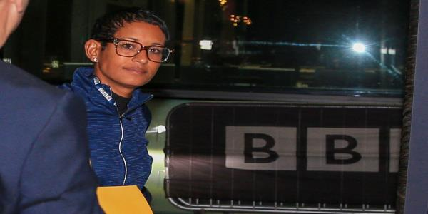 Naga Munchetty Swerves Trump Racism Row As She Returns To BBC Breakfast