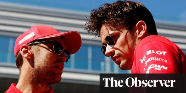 Charles Leclerc brings winds of change to Ferrari in move on No 1 spot