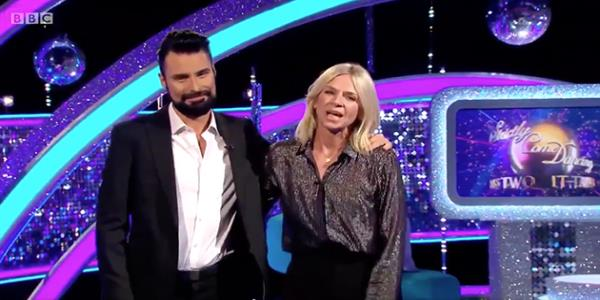 Rylan Clark-Neal And Zoe Ball Laugh Off Rumours Of Strictly: It Takes Two Feud