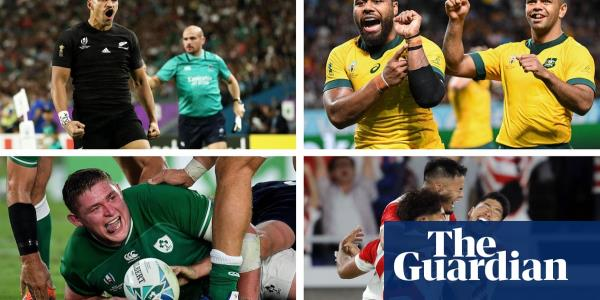 Rugby World Cup power rankings: breaking down all 20 teams in Japan