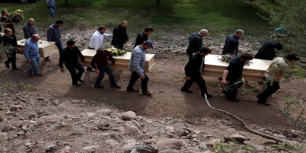 Mexican Mormons accuse local government of complicity in massacre of nine relatives