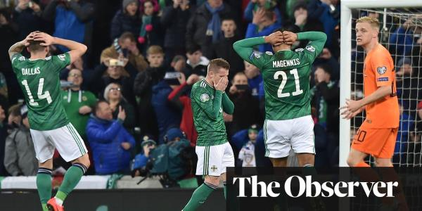 Northern Ireland head for Euro 2020 play-offs after draw with Netherlands