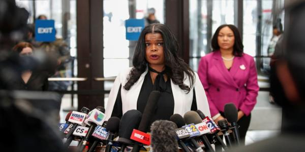 Kim Foxx Admits Failures in Jussie Smollett Case: 'I Didn't Handle It Well. I Own That'