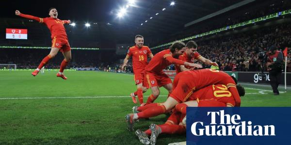 Aaron Ramsey's double sends Wales to Euro 2020 with win over Hungary