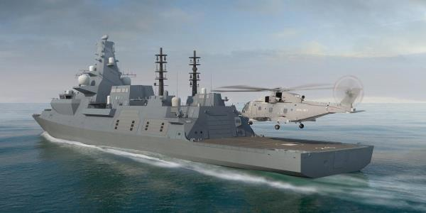 This Could Be the Royal Navy's Next Destroyer