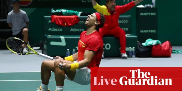 Davis Cup 2019: Spain reach final after beating Great Britain in vital doubles – live!