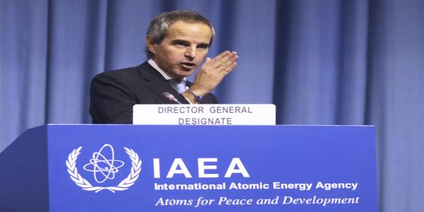 "New UN nuclear agency chief: ""firm and fair"" stance on Iran"