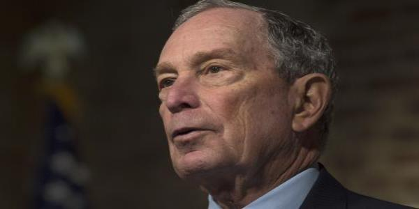 Why is Michael Bloomberg silencing the press? Because its his plaything