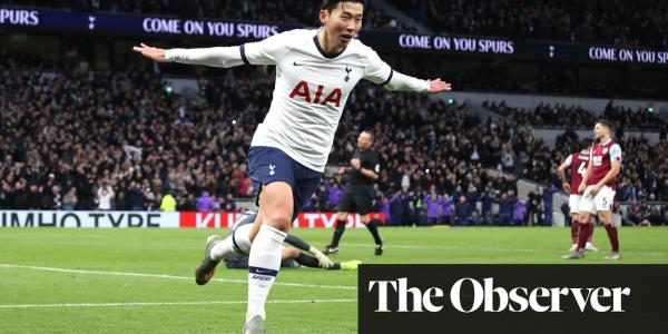 Son Heung-min's wonder-goal steals show in Spurs' 5-0 thrashing of Burnley