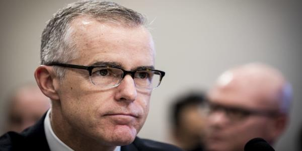 FBI Agents: McCabe Apologized For Changing His Story on Leak