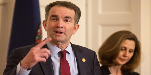 Northam Declares State of Emergency, Invokes 'Mayhem and Violence' of Charlottesville ahead of Pro-Gun Rally