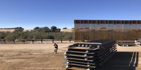 Illegal crossings plunge as US extends policy across border