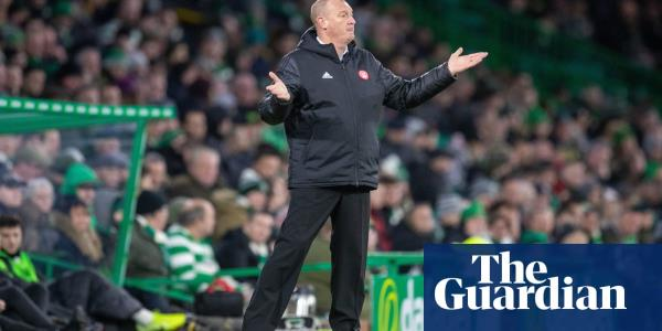 'The reality is I am an addict' – Hamilton Academical manager opens up on gambling problem