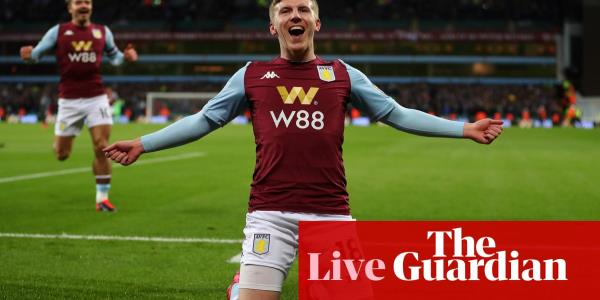 Aston Villa v Leicester City: Carabao Cup semi-final, second leg – live!