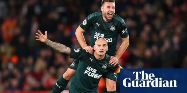 Newcastle defy statistics and show Premier League table can lie