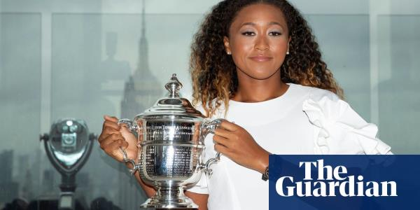 Naomi Osaka tops Serena Williams as worlds highest-earning female athlete