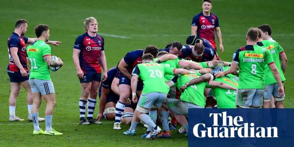 Premiership will not adopt World Rugby's law trials to reduce virus risk