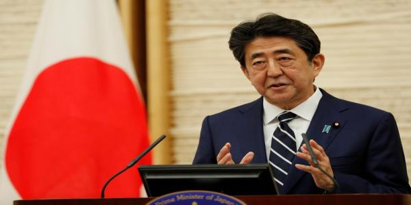 Japan wants to take lead for G7 statement on Hong Kong: Abe