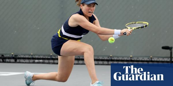 Johanna Konta shows grit to play US Open but echoes Söderlings suffering | Kevin Mitchell
