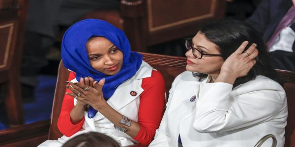 Israel bars US congresswomen - with a nudge from Trump