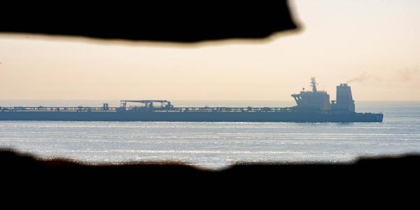 Iranian tanker to leave Gibraltar soon despite US pressure