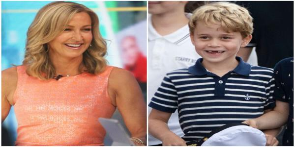 American TV Host Lara Spencer Apologises For Mocking Prince George's Ballet Lessons
