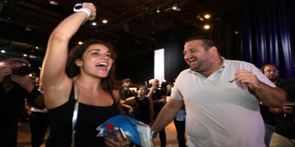 Israel exit polls show possibility of another deadlock
