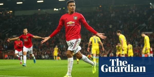 Mason Greenwood's first Manchester United goal earns win over Astana