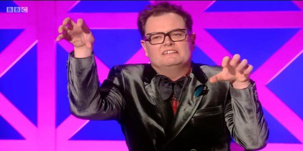 Drag Race UK: Alan Carr And His Pithy Putdowns Are Already Everyones Favourite Things About The Show