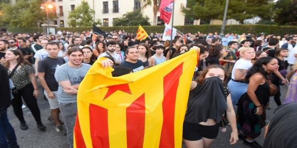 Two Years Ago Catalans Voted For Independence. Now Spain's Future Hangs In The Balance Again