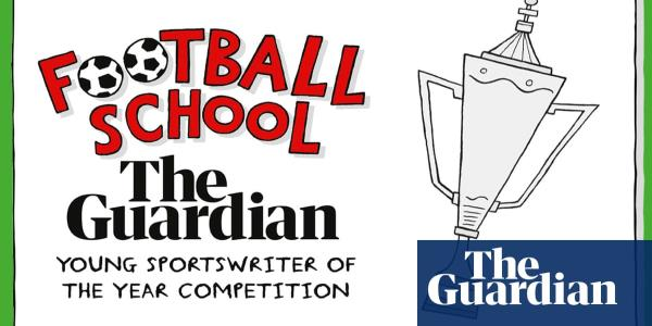 Impressive and moving – Football School/Guardian Young Sportswriters of the Year revealed