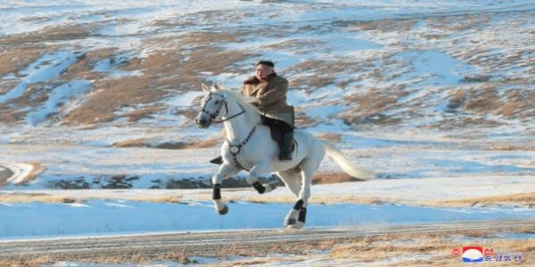 The North Korean history behind Kim Jong Uns mountain horse ride