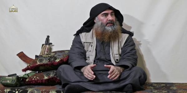 Syria Kurds say took DNA sample from Baghdadi underwear