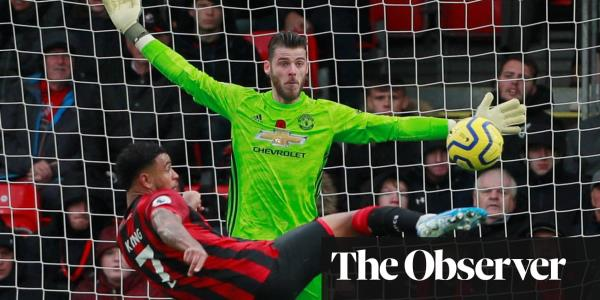 Bournemouth's Joshua King brings end to Manchester United's revival
