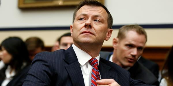 DOJ Admits in Michael Flynn Case That FBI 'Mistakenly Identified' Peter Strzok Notes