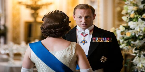 The Crowns New Prince Philip Tobias Menzies Admits Hes More Of A Republican